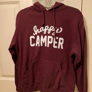 """""""Happy Camper"""" Hoodie"""
